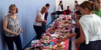 Fete 2015 Cake Stall